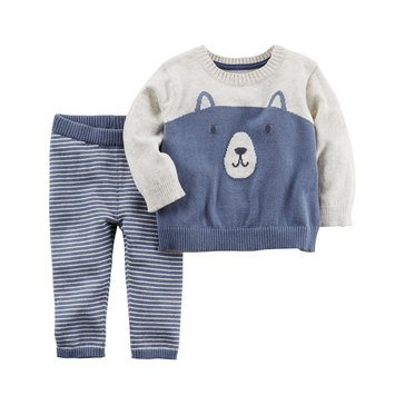 Carter's Baby Boys' 2-Piece Sweater Set
