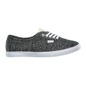 Vans Authentic Lo Pro Unisex Skate Shoe - Black / True White