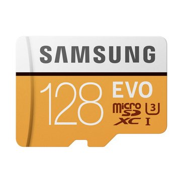 Samsung MB-MP128GA/AM Memory Card Reads Speed From 48MB/S Up To 100MB/S-(MB-MP128GA/AM)