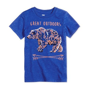 Epic Threads Little Boys' Great Outdoors Tee, Lazulite
