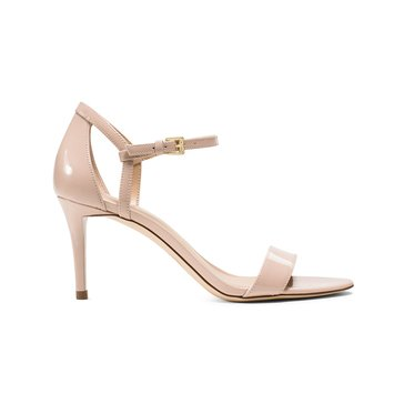 Michael Kors Simone Women's Mid Sandal Light Blush Patent