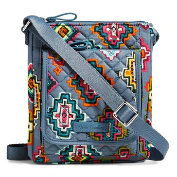 Vera Bradley Mini Hipster Iconic Crossbody Painted Medallions