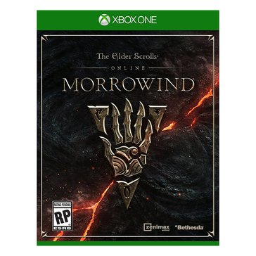 Xbox One The Elder Scrolls on Line Morowind