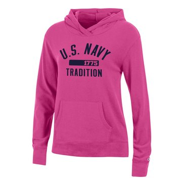 Champion Women's USN 1775 Tradition University Lounge Hoodie