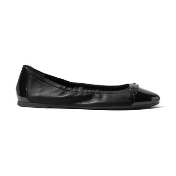 Michael Kors Joyce Women's Ballet Shoe Black