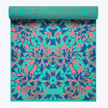 GAIAM Reversible Yoga Mat - Kaleidoscope