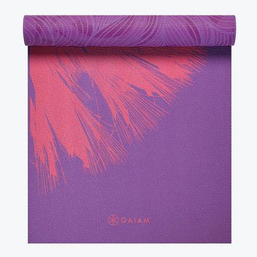 GAIAM Reversible Yoga Mat - Dandelion Roar