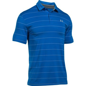 Under Armour Men's Playoff Polo - Bluemarker / Steel