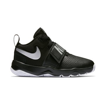 Nike Boys Hustle D8 Basketball Shoe (Little Kid)