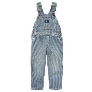 OshKosh Baby Boys' Denim Overalls