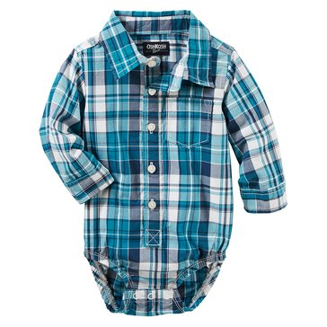 OshKosh Baby Boys' Long Sleeve Bodysuit