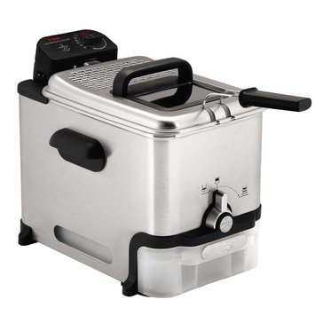 T-Fal 3.5-Liter Ultimate EZ Clean Deep Fryer Deep Fryer (FR800050)