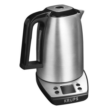 Krups 1.7-Liter Digital Electronic Kettle (BW314050)