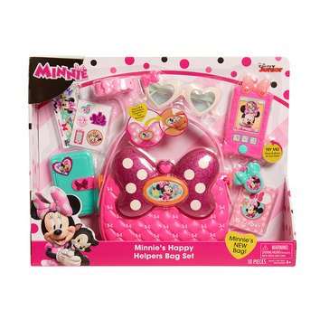 Disney Junior Minnie's Happy Helpers Bag Set
