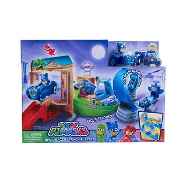 PJ Masks Rival Racers Track Play Set