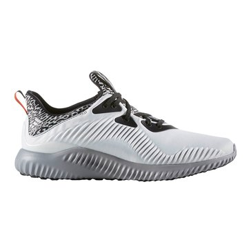 Adidas Alpha bounce Men's Running Shoe - White / Grey