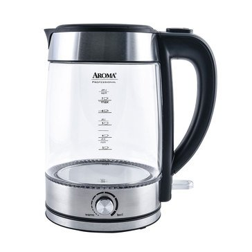 Aroma 7-Cup Electric Water Kettle (AWK-165M)