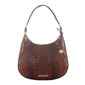 Brahmin Amira Shoulder Bag Pecan Melbourne