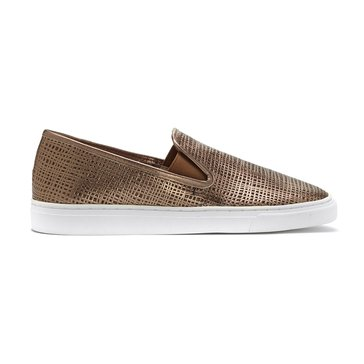 Vince Camuto Becker Women's Slip On Sneaker Ash Bronze