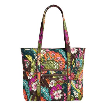Vera Bradley Vera Tote Iconic Autumn Leaves