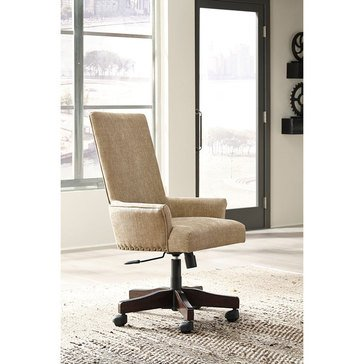 Signature Design by Ashley Baldridge Home Office Desk Chair