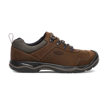 Keen Rial To Lace Men's Hiker Oxford Dark Earth