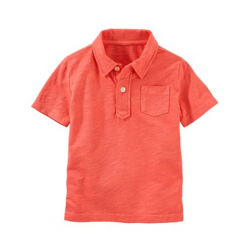 Oshkosh Little Boys' Polo, Red