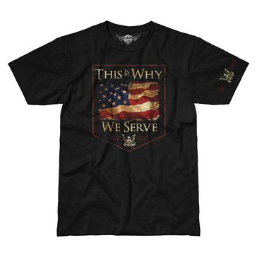 7.62 Men's USN This Is Why Short Sleeve Tee