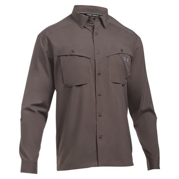 Under Armour Men's Tide Chaser Long Sleeve Shirt - Clay