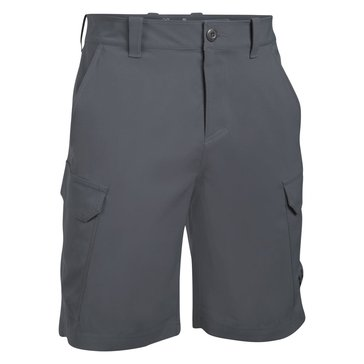 Under Armour Men's Fish Hunter Cargo Shorts - Dark Gray