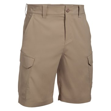 Under Armour Men's Fish Hunter Cargo Shorts - Dune