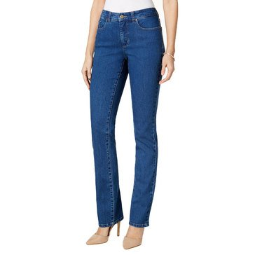 Charter Club Women's Lexington Straight Let Jeans