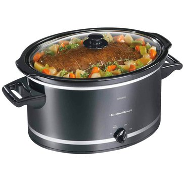 Hamilton Beach 8-Quart Slow Cooker (33182)