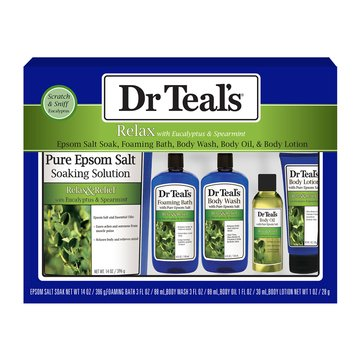 Dr Teal's Relaxing Gift Set