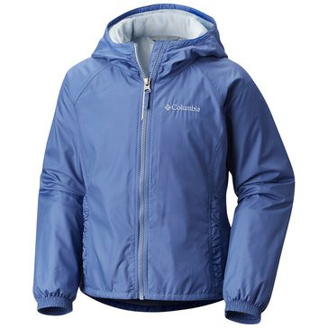 Columbia Big Girls' Ethan Pond Jacket, Purple