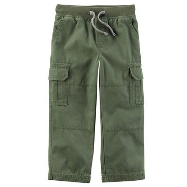 Carter's Little Boys' Pants, Olive