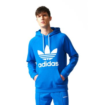 Adidas Men's Originals Hoodie - Blue