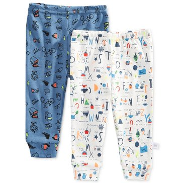 Rosie Pope Baby Boys' 2-Pack Pants