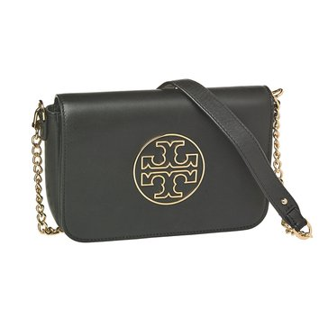 Tory Burch Isabella Clutch Black