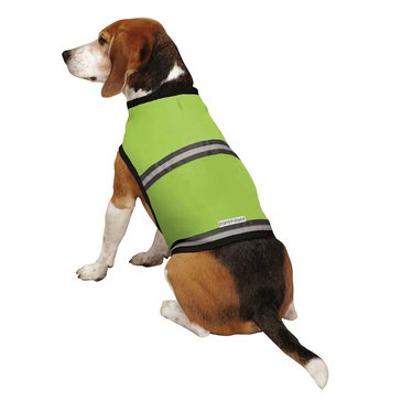 Insect Shield Green Protective Safety Vest Green, Small