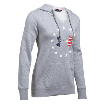 Under Armour Women's Freedom Logo Favorite Fleece