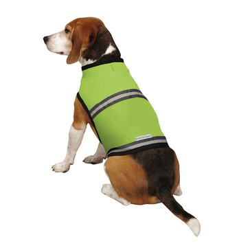 Insect Shield Green Protective Safety Vest Green Extra Large