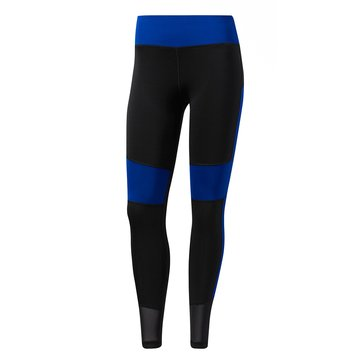 Adidas Women's D2M 7/8 Mix Media Tights
