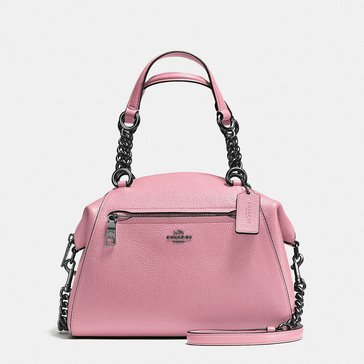 Coach Polished Pebble Chain Prairie Dusty Rose