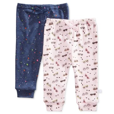 Rosie Pope Baby Girls' 2-Pack Pants