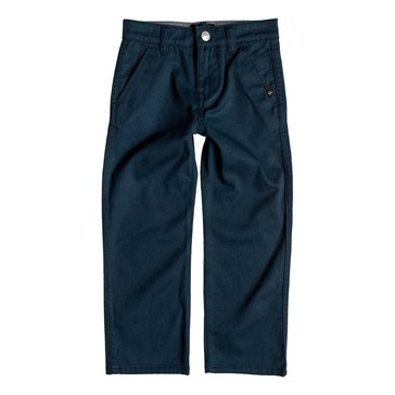 Quiksilver Little Boys' Everyday Union Pants, Navy