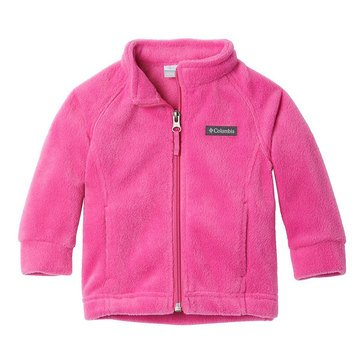 Columbia Baby Girls' Benton Springs Jacket, Pink Ice