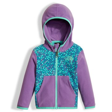 The North Face Baby Girls' Glacier Zip Hoodie