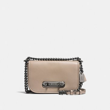 Coach Glovetan Refresh Coach Swagger 20 Satchel Stone