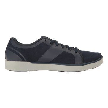 Skechers Boyar-Herson Men's Canvas Sneaker Navy